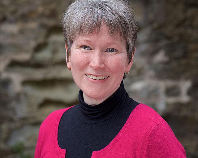 The Revd Dr Jennifer Moberly