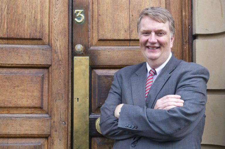 The Revd Professor David Wilkinson
