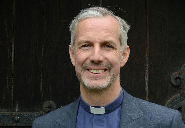 The Revd Dr Philip Plyming