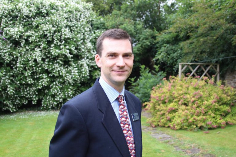The Revd Dr Nick Moore